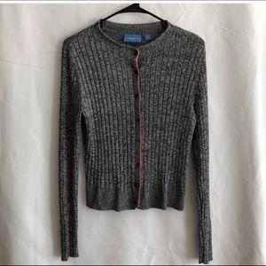 Vera Wang - Simply Vera Button Sweater